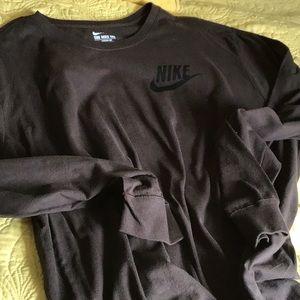 Mens Nike Long Sleeve T Shirt